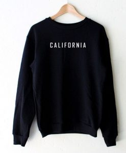 California Sweatshirt HD01
