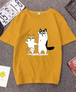 Dancing Dog T-shirt SN01