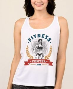 Fitness Center Tank Top SN01