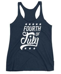 Fourth of July Tank Top SN01