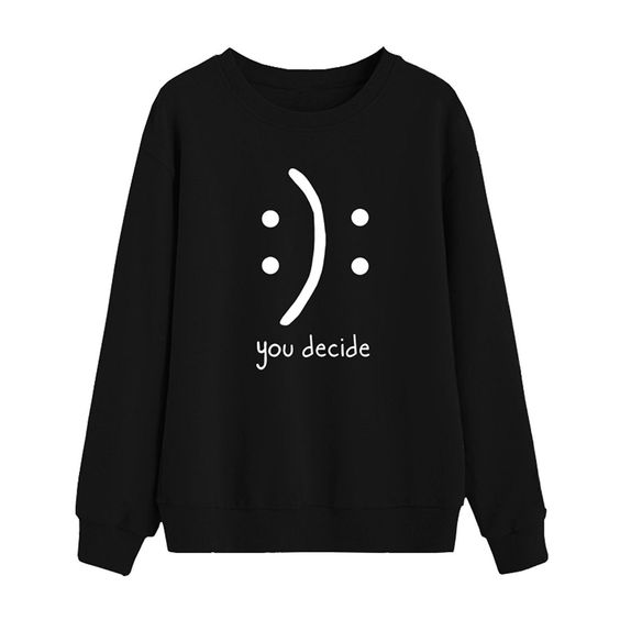 Graphic Cute Funny Sweatshirts SR01