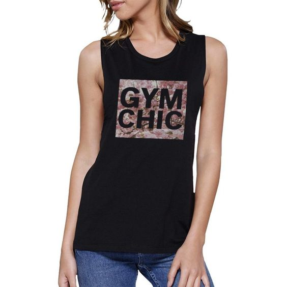 Gym Chic Tank Top SN01