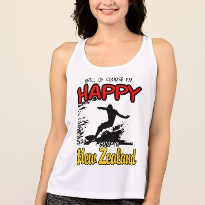 Happy Surfer Tank Top SN01