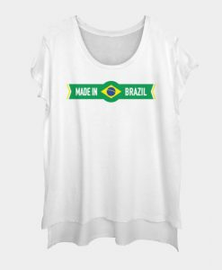 Made In Brazil T-Shirt GT01