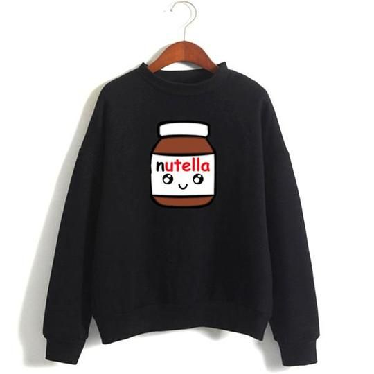 Nutella Sweatshirt SN01