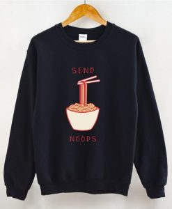 Send Noods Sweatshirt SN01