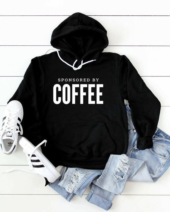 Sponsored by Coffee Hoodie SN01