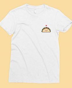 Taco Love Pocket T-Shirt SN01