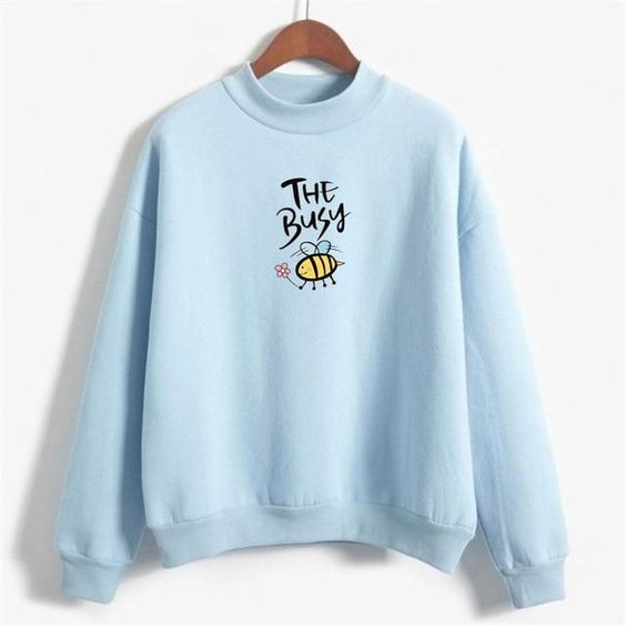 The Busy Sweatshirt SN01