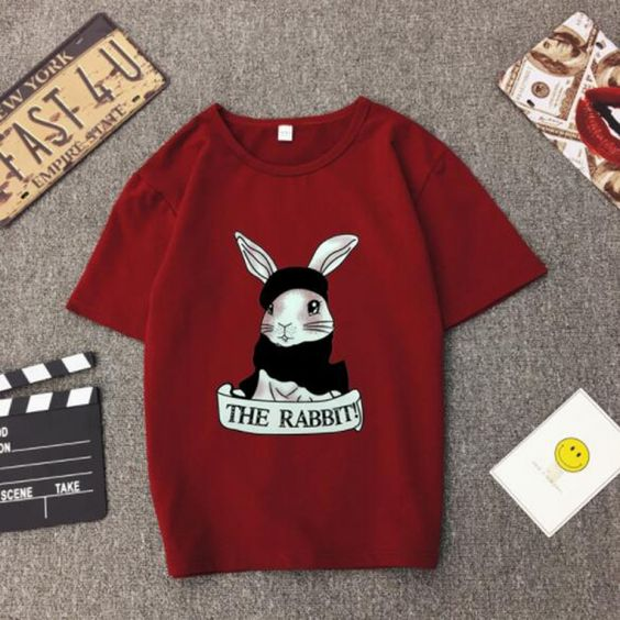 The Rabbit T-Shirt SN01