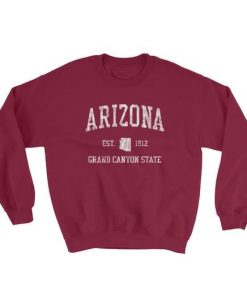 Vintage Arizona Sweatshirt SR01