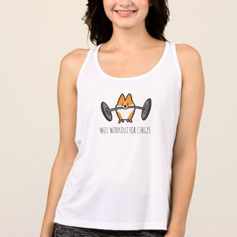 Will Workout Tank Top SN01