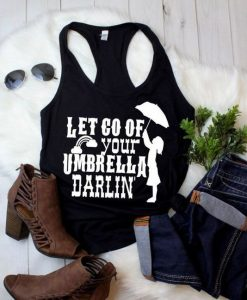 Your Umbrella Tank Top SN01