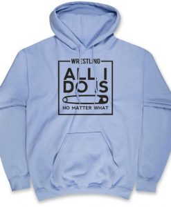 All I Do Is Pin Hoodie SN01