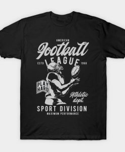 American Football League T-Shirt GT01