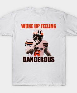 Baker Mayfield T-Shirt GT01