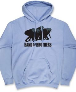 Band of Brothers Hoodie SN01