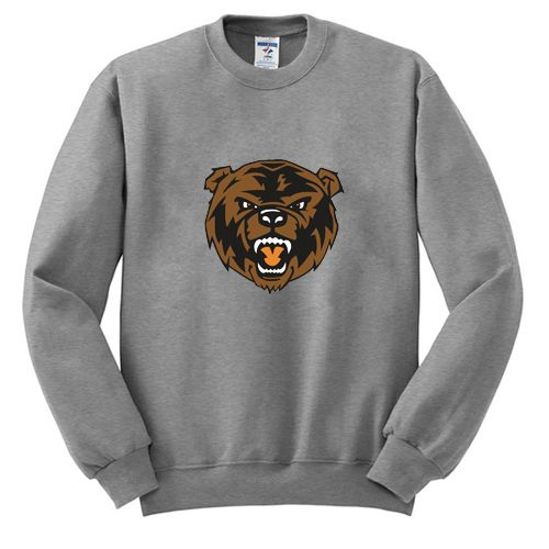 Bear Sweatshirt SR01