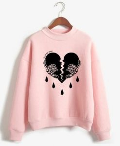 Broken Heart Sweatshirt SR01