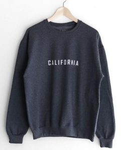 CALIFORNIA Sweatshirt GT01