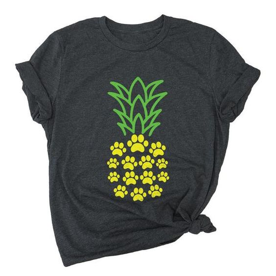 - Pineapple Gifts T-shirt DV01