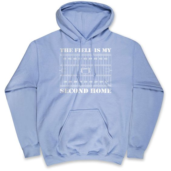The Field Is My Second Home Hoodie SN01