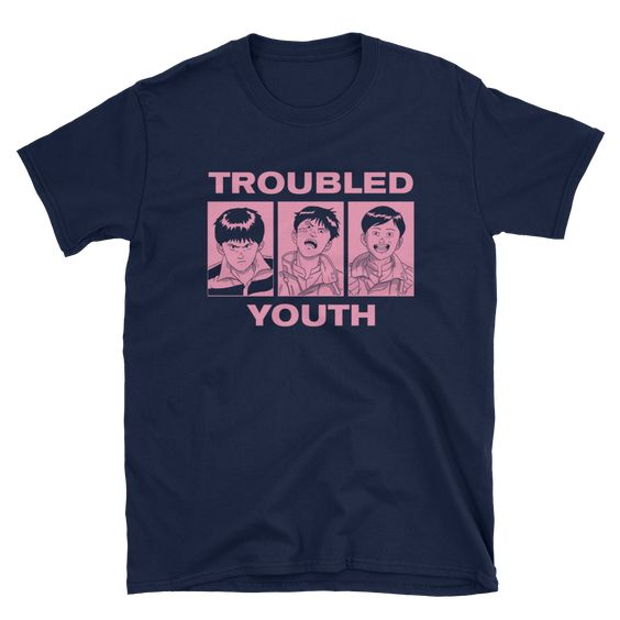 Troubled Youth T-shirt FD01