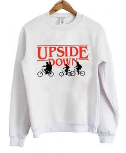 Up Side Down Sweatshirt EL01