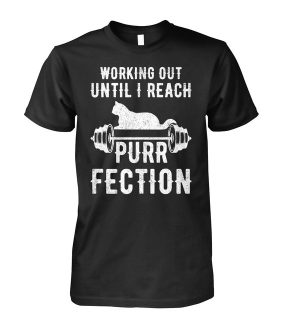 Working Out T-Shirt FD01