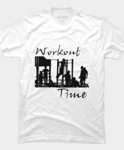Workout Time T-Shirt GT01