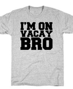 A Bros Vacation T-Shirt FR01