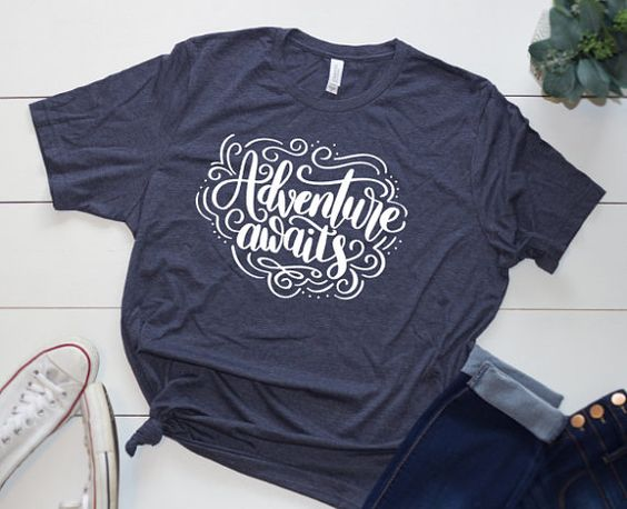 Adventure Awaits T-Shirt AV01