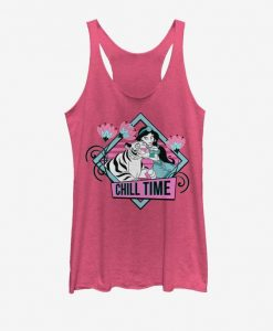 Aladdin Jasmine Chill Tank top