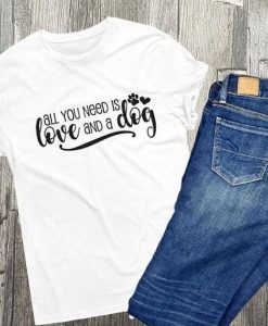 All You Need Is Love T-Shirt EL01
