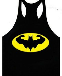 Batman Mens Workout Tank Top KH01