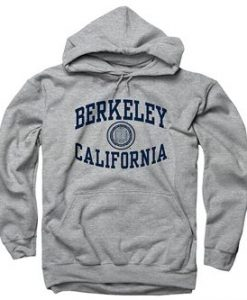 Berkeley Of California Hoodie EL01