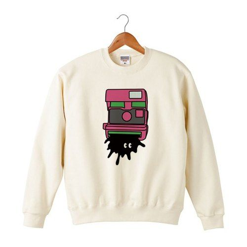 Black Monster Sweatshirt EL01