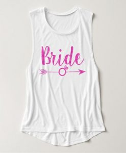 Bride Tank Top EL01