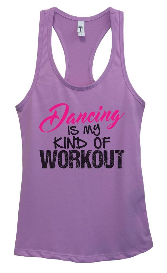 Dancing Is My Kind Tank Top EL01