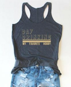 Day Drinking Tank Top EL01