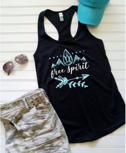 Free Spirit Tank Top EL01