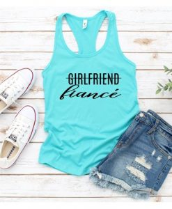 Girlfriend Fiance Tank Top EL01