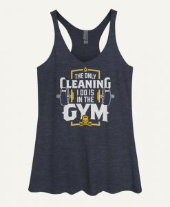 The Only Cleaning Tank Top EL01