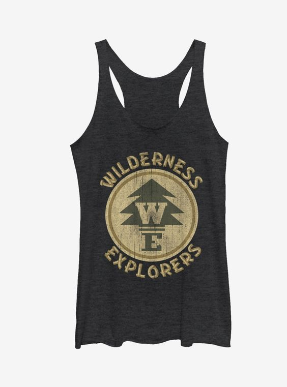 Wilderness Explorer Tank Top EL01
