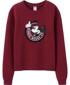 Women Disney Sweatshirt EL01