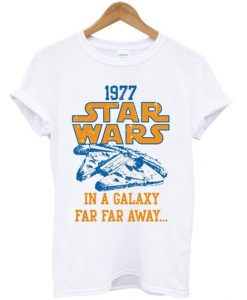 1977 star wars t-shirt FD01