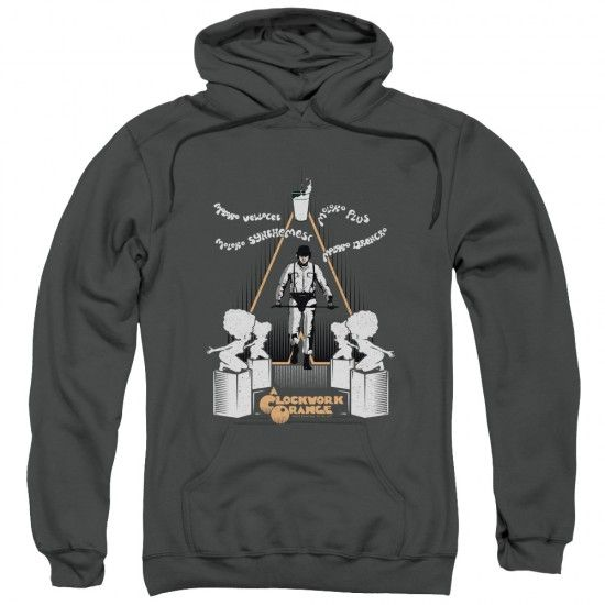 A Clockwork Orange Sharpen Hoodie EL01