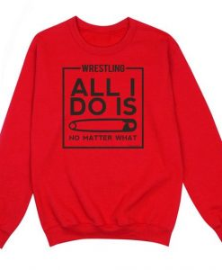 All I Do Is Pin Sweatshirt EL30