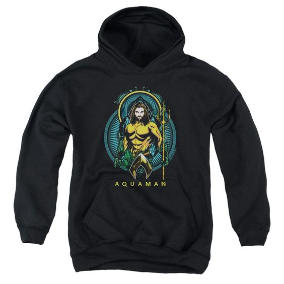 Aquaman Movie Kids Hoodie AI01