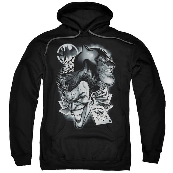 Archenemies Adult Pull-Over Hoodie AI01